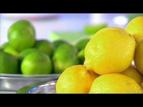 Жить здорово! Лимон против лайма. (06.10.2016)