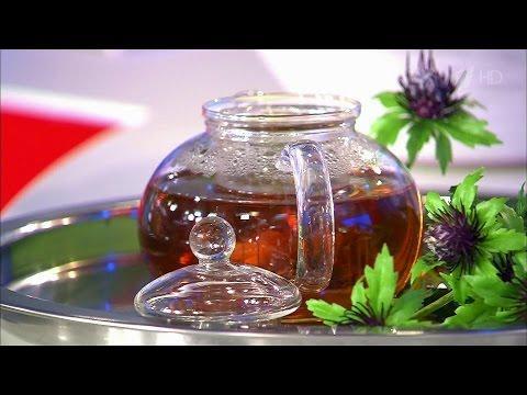 Жить здорово! Выводим токсины из организма с помощью чая.  (26.08.2016)