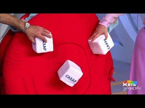 Жить здорово! Три теста для людей сожирением.  (25.01.2017)