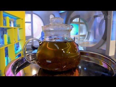 Жить здорово! Почему зеленый чай мешает лекарствам. (16.05.2016)