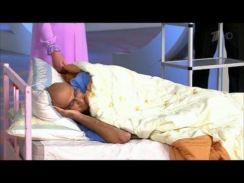 Жить здорово! Как правильно спать днем. (09.09.2016)