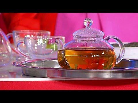 Жить здорово! Три опасности чая. (12.09.2016)