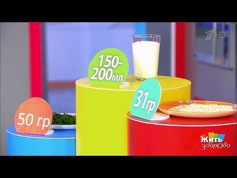 Жить здорово! Продукты против вздутия живота.(12.10.2017)