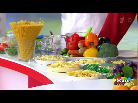 Жить здорово! Лапша— здоровые рецепты(27.10.2017)
